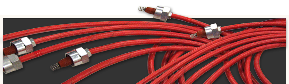 collection airplane spark plug wires pictures