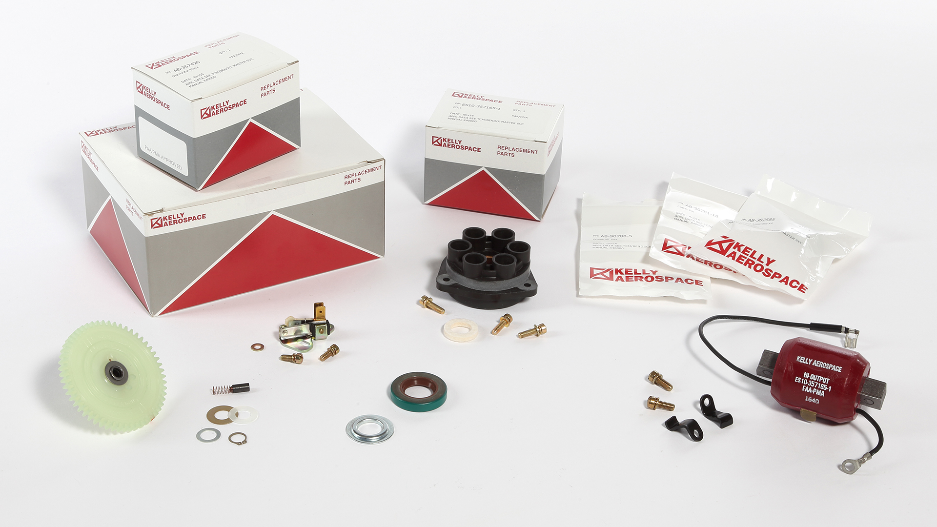 Replacement Parts & Repair Kits | Kelly Aerospace