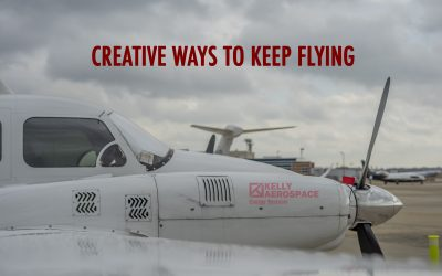 Ways Pilots can keep flying during an economic downturn.